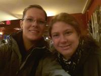My friend and me // Meine Freundin und ich